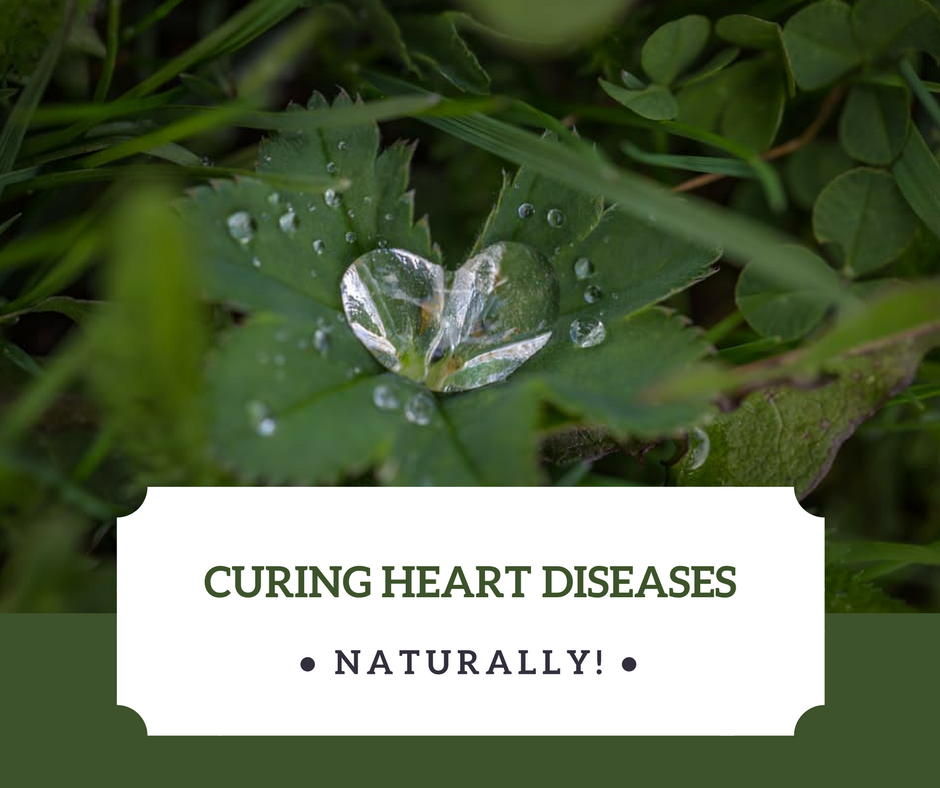 Curing Heart Diseases with Naturopathy