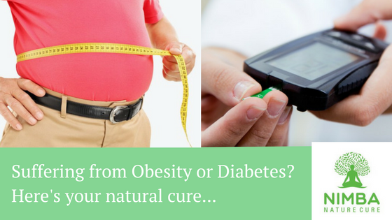 Naturopathy treatments for Diabetes and Obesity