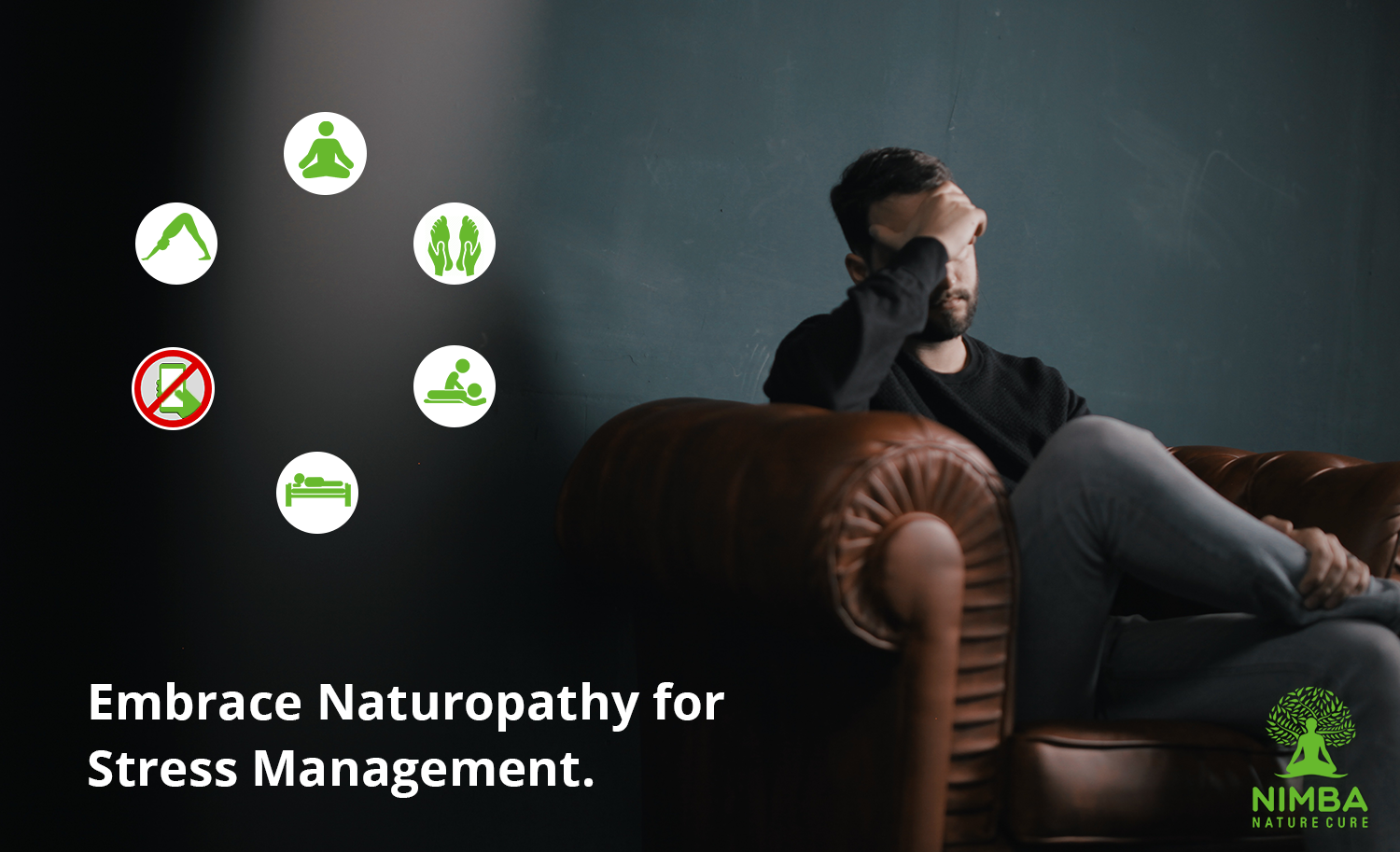 Naturopathy for stress management