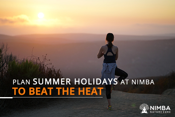 beat the heat at Nimba