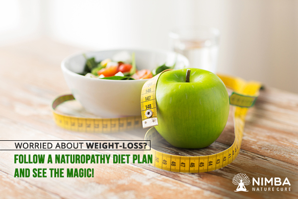 How will Naturopathy Diet help you lose weight easily?