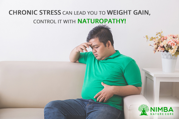 stop losing weight from stress with naturopathy