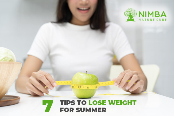7 Tips to Lose Weight for summer