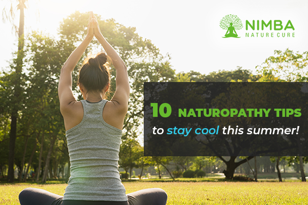 naturopathy tips to stay cool