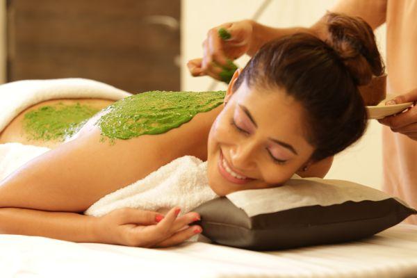 wellness resort in india